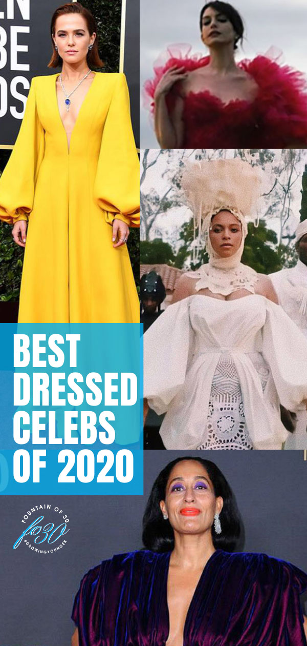 best dressed 2020 fountainof30