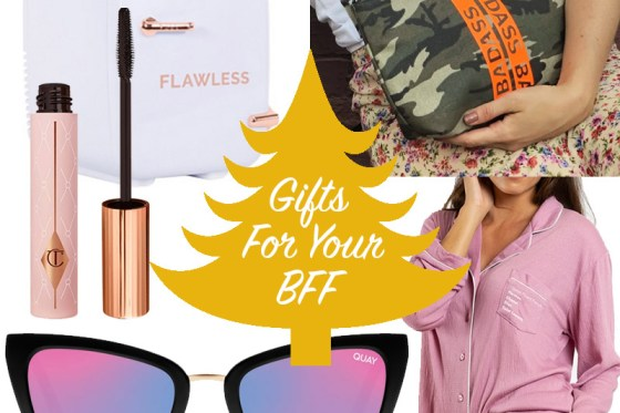 11 Of The Most Fabulous Holiday Gifts For Your BFF