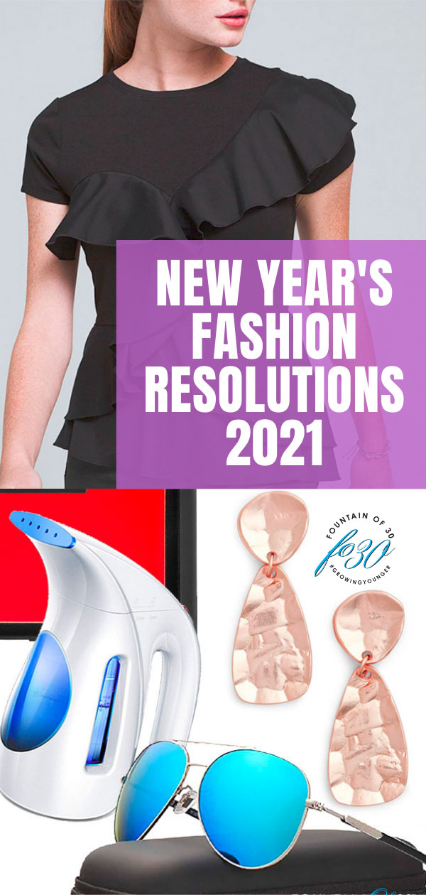 2021 fashion resolutions fountainof30