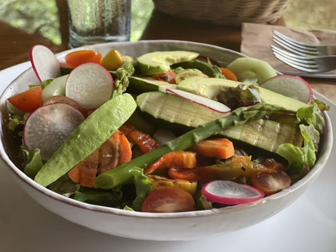 costa rica cuisine vegetable salad fountainof30