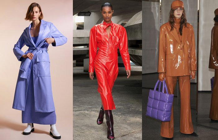 colorful leathers fall 2021 trends fountainof30