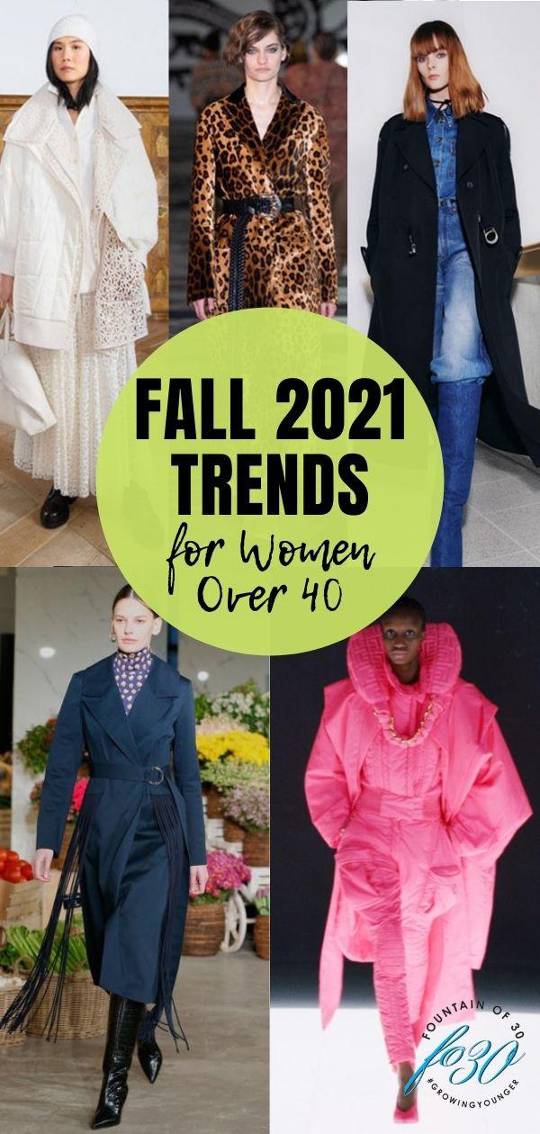fall 2021 fashion trends fountainof30