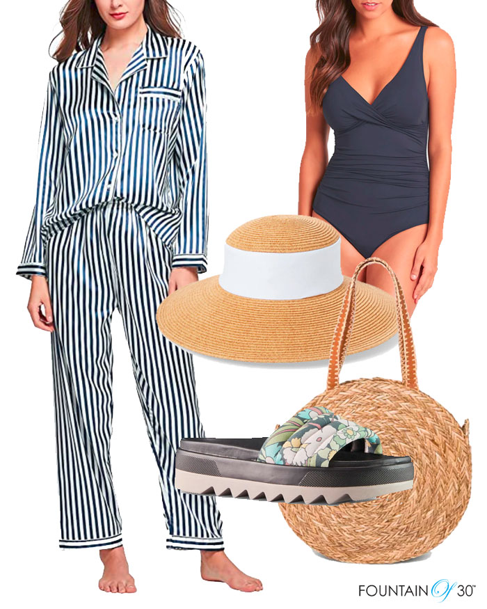 pajamas outfit swim coverup fountainof30