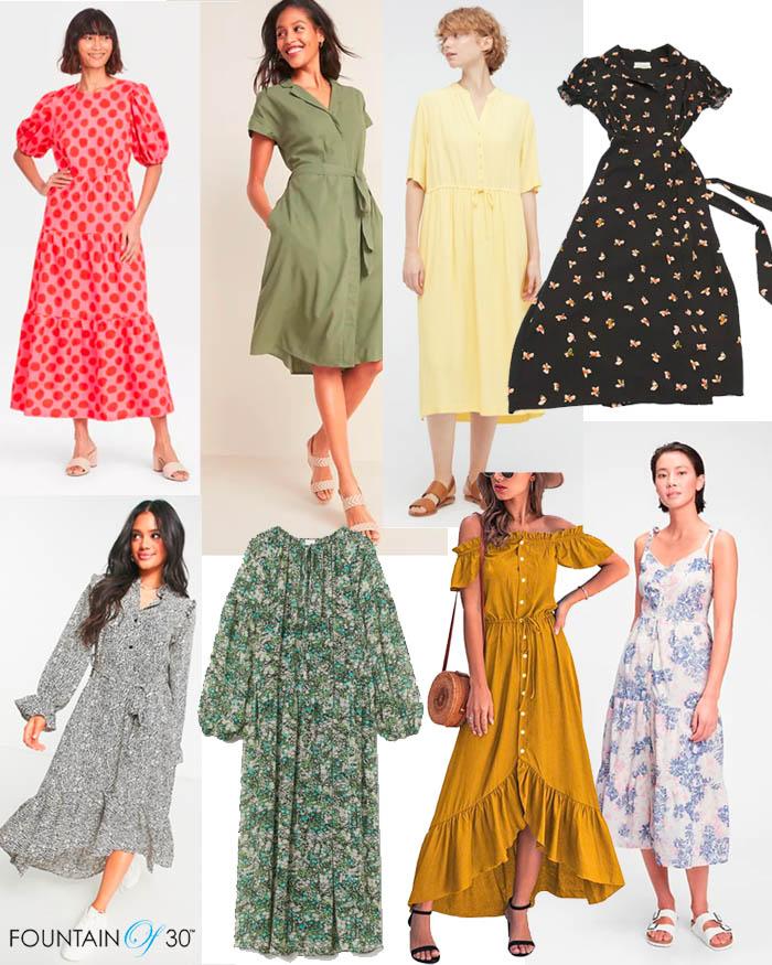 best spring dresses for less fountainof30