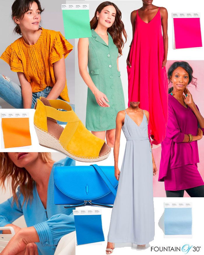 spring summer 2021 fashion color trends fountainof30