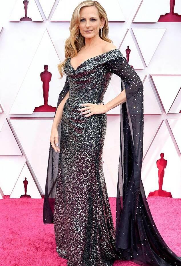Marlee Matlin Vivienne Westwood Oscars fashion fountainof30