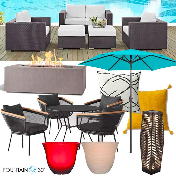 patio furniture outdoor living fountainof30