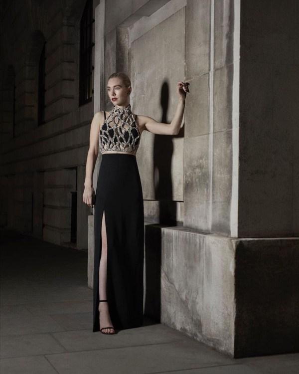 SAG Awards 2021 Fashion vanessa kirby
