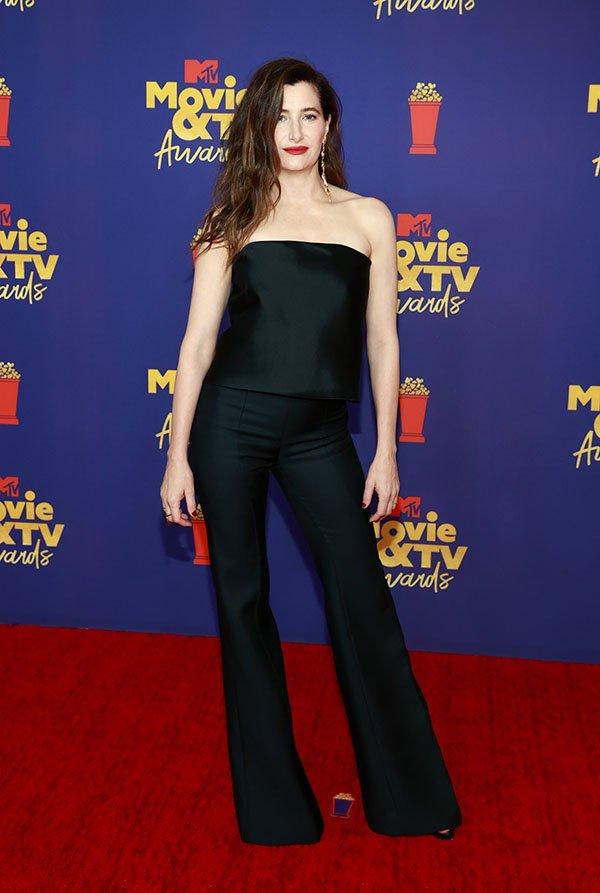 celebrities ion black katherine hahn black pants strapless top fountainof30