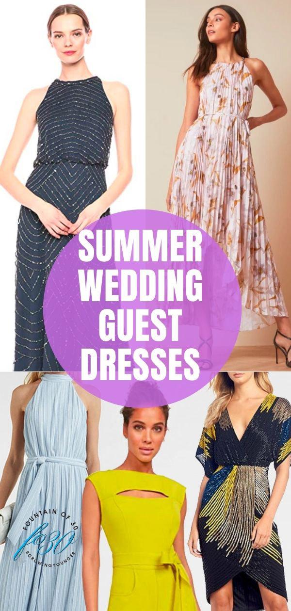 summer wedding guest dresses fountainof30
