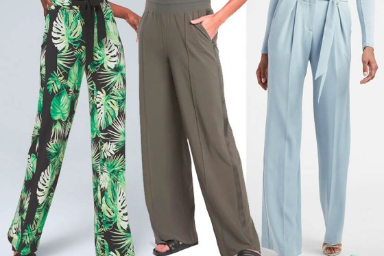 The Best Wide Leg Pants For Women Over 40