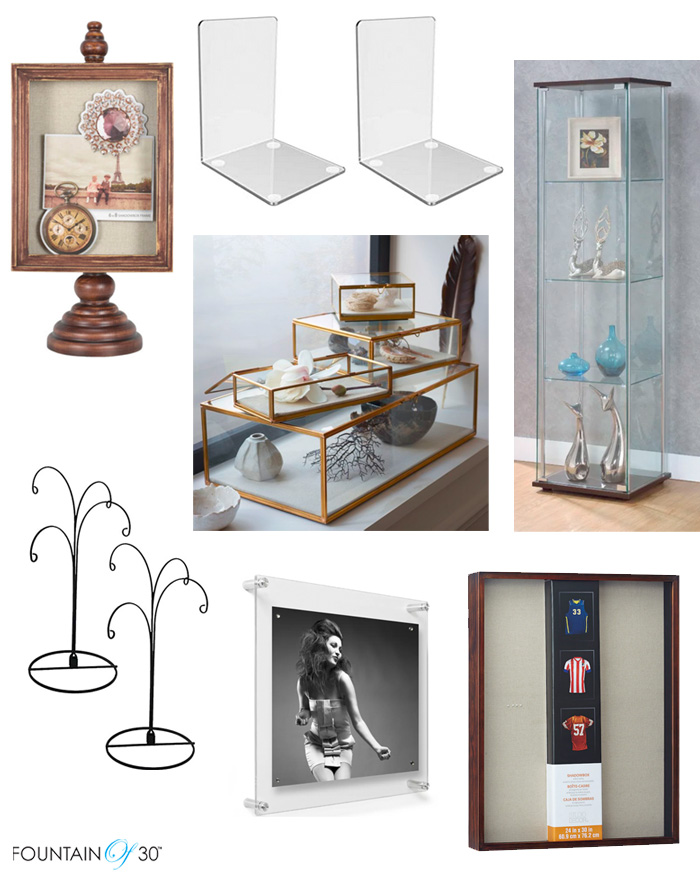 jewelry and fashion as home decor fountainof30