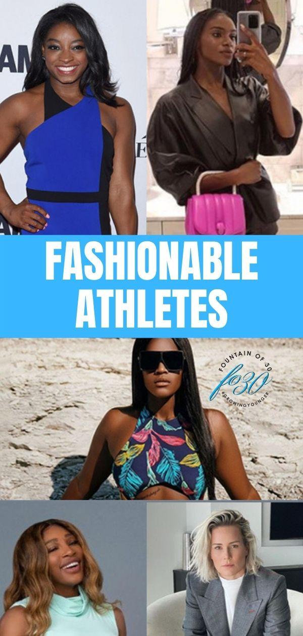 fashionable athletes summer 2021 fountainof30