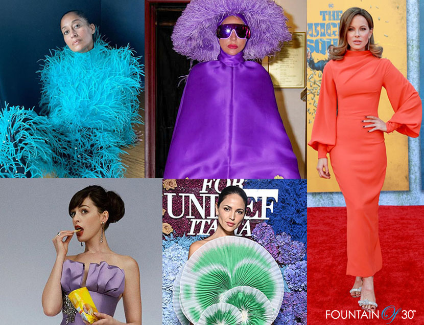 celebrity looks of the week august 2021 fountainof30
