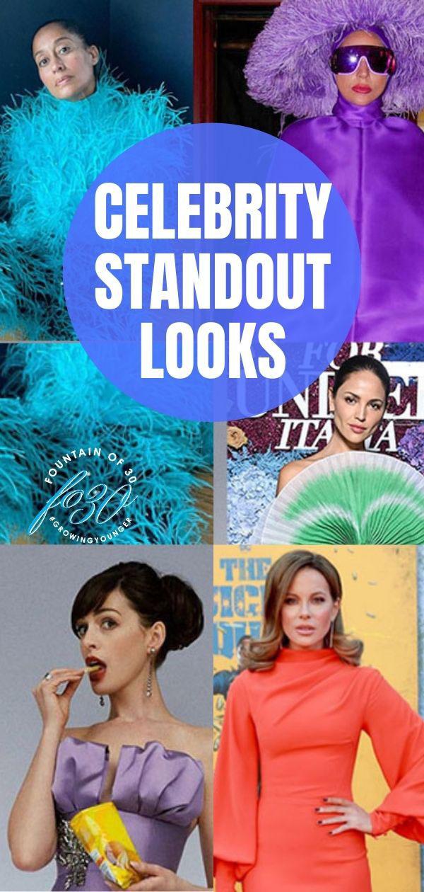 celebrity standout looks fountainof30