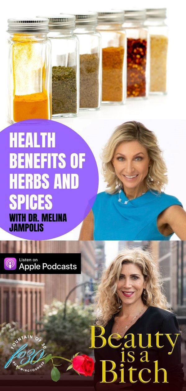 herbs and spices benefits fountainof30