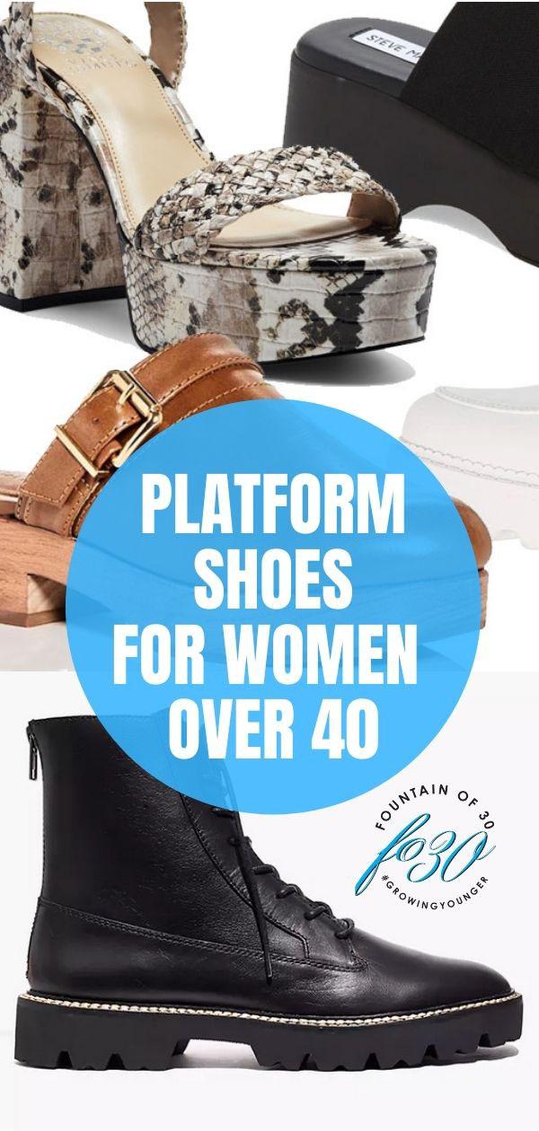 platform shoes over 40 fountainof30