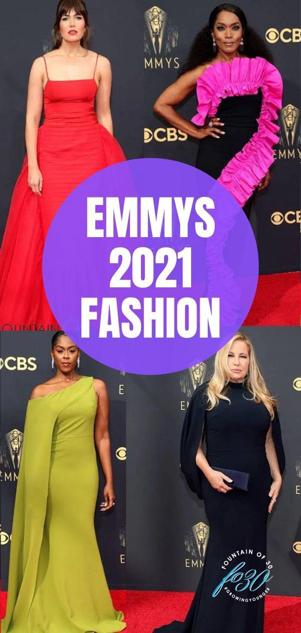 emmys 2021 fashion red carpet fountainof30