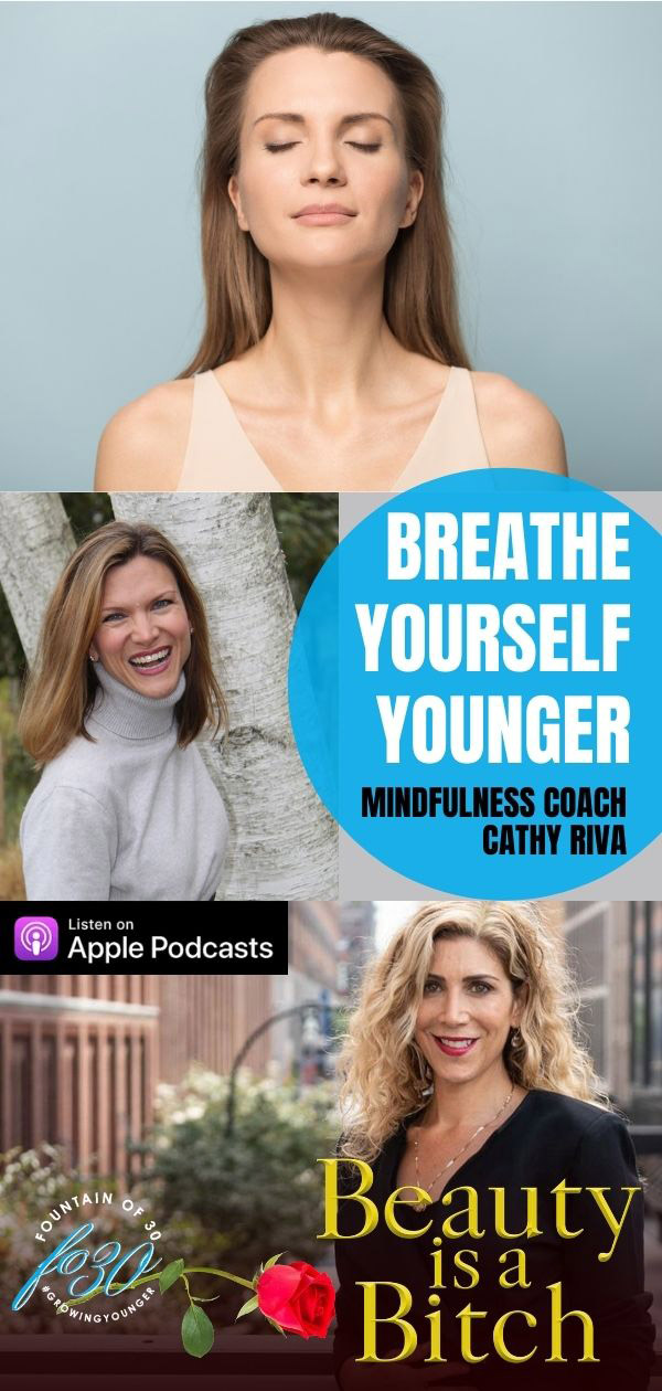 breathe yourself younger podcast fountainof30