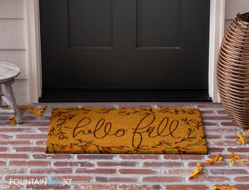 fall doormats for your porch fountainof30