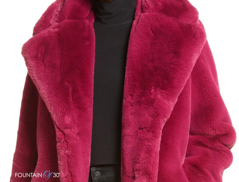 faux fur women over 40 fashion fountainof30