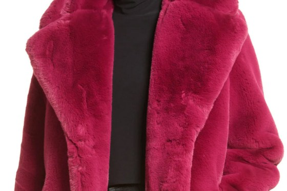 How To Wear Faux Fur And Look Chic Over 40