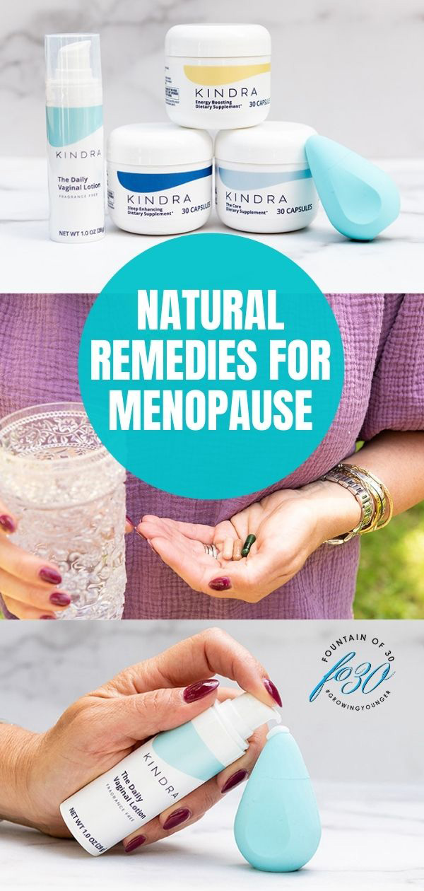 natural remedies for menopause fountainof30