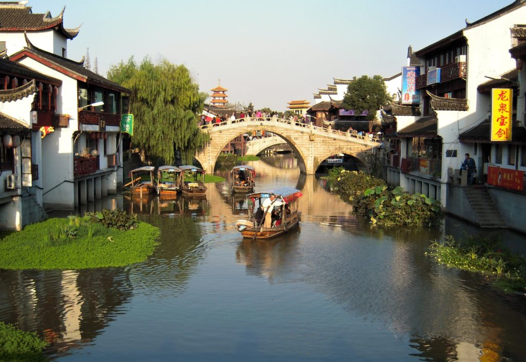 Fountain of Travel 10 Must Do Activities in Shanghai Qibao Old Town