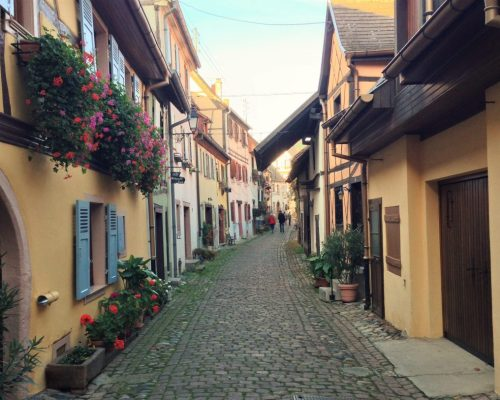 Fountain of Travel How to Spend 24 Hours in Eguisheim Street View