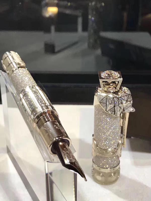 Montblanc 2017 Sep New Released Diamond Pen Montblanc
