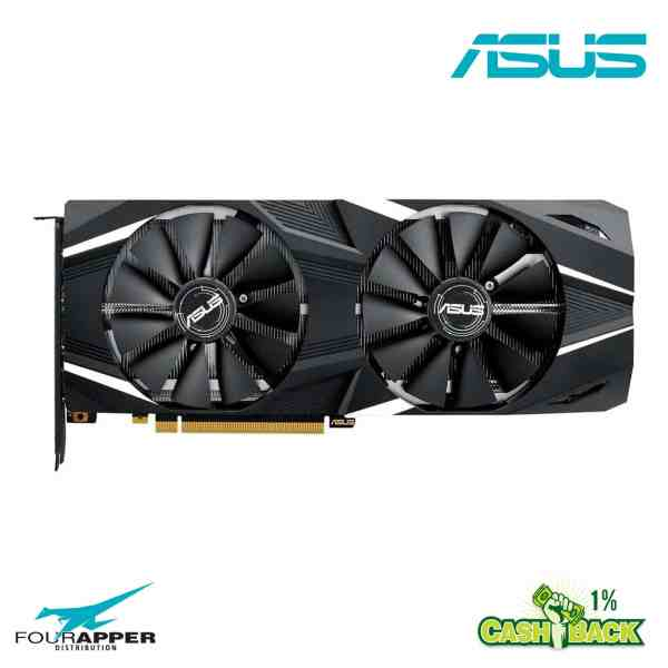 ASUS Dual GeForce RTX 2080 Advanced edition 8GB superior