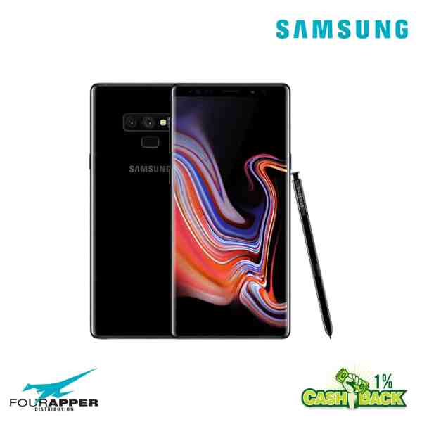 GALAXY NOTE 9 BLACK