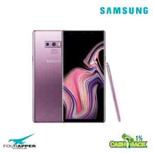GALAXY NOTE 9 PURPLE