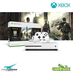 Xbox One S (1 TB) + Tom Clancy's The Division 2