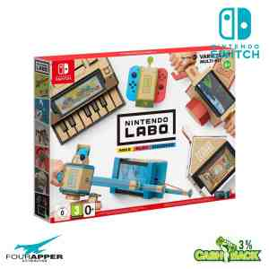 Nintendo Labo Toy-Con 01 - Assorted Kit