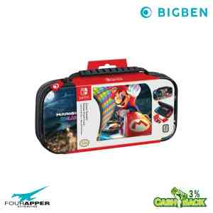 SWITCH BIGBEN GAME TRAVELER DELUXE TRAVEL CASE MARIO KART 8 DELUXE