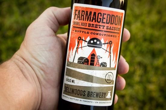 Bellwoods Brewery - Farmageddon
