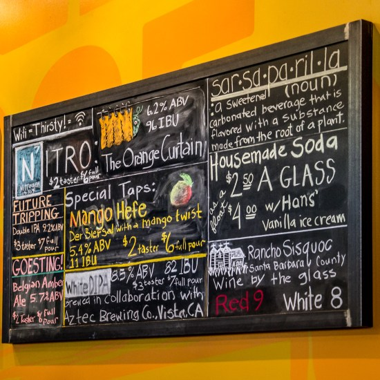 What's on tap at Barley Forge?