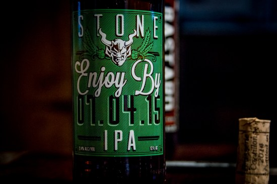 Stone Brewing Co. - Enjoy By 07.04.15 IPA