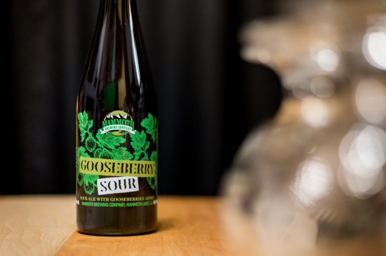 Mammoth Brewing Company - Gooseberry Sour