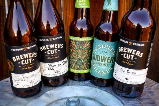Sudwerk Brewing Co. Beers