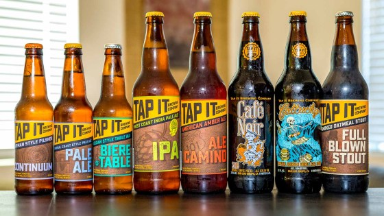 Tap It Brewing Co. Beers