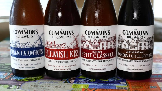 The Commons Brewry