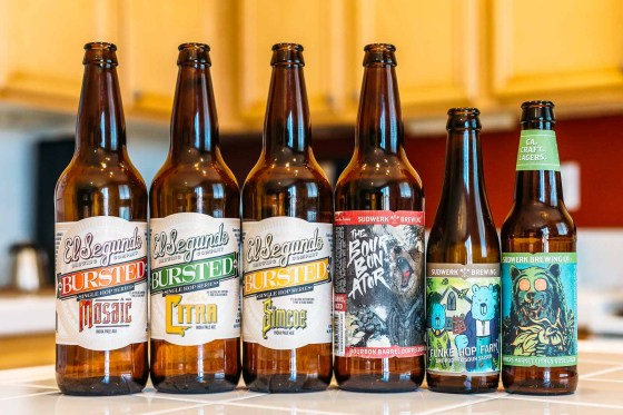 El Segundo and Sudwerk Beers