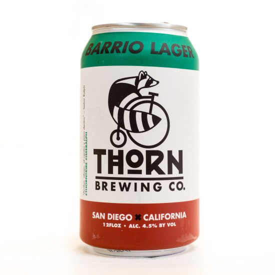 Thorn St. Brewing - Barrio