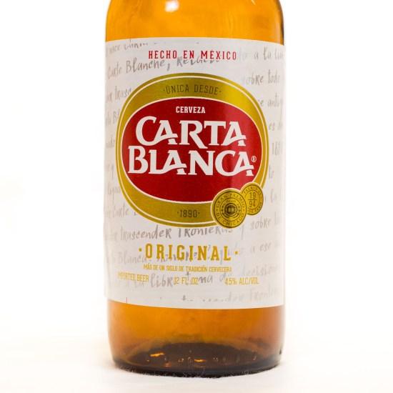 Cervecería Cuauhtémoc Moctezuma S.A. de C.V - Carta Blanca