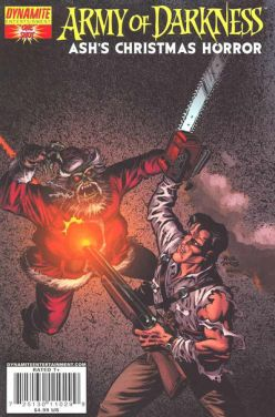 Army of Darkness Ash's Christmas Horror (2009)