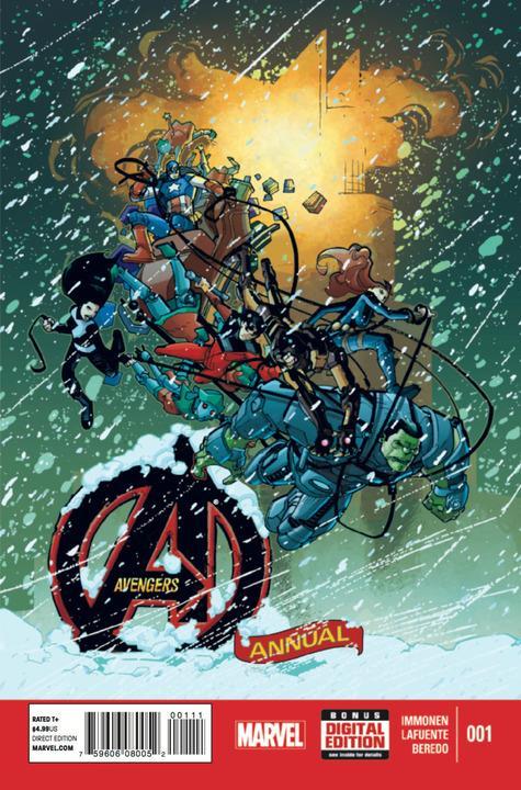 Avengers Annual (2013) 1