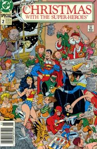 Christmas With the Super Heroes (1989)