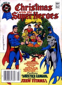 Christmas With the Super-Heroes (22)